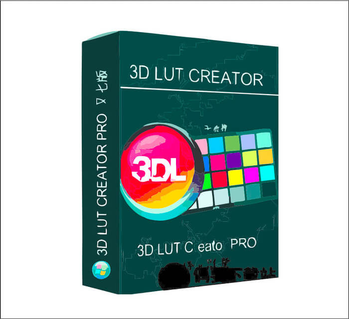 3D LUT Creator Pro 1.54 With Serial Key