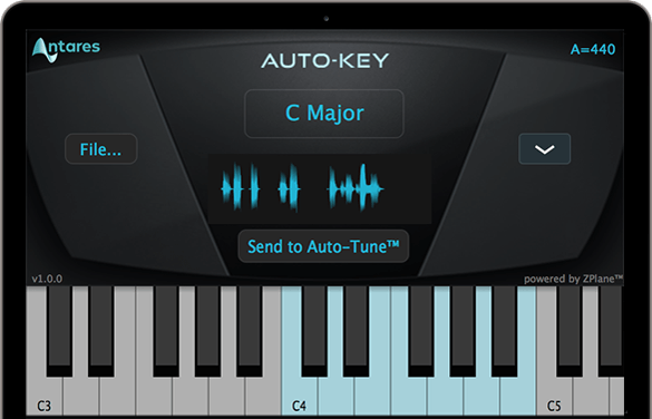 Antares AutoTune Pro 9.1.1 With Activation Key