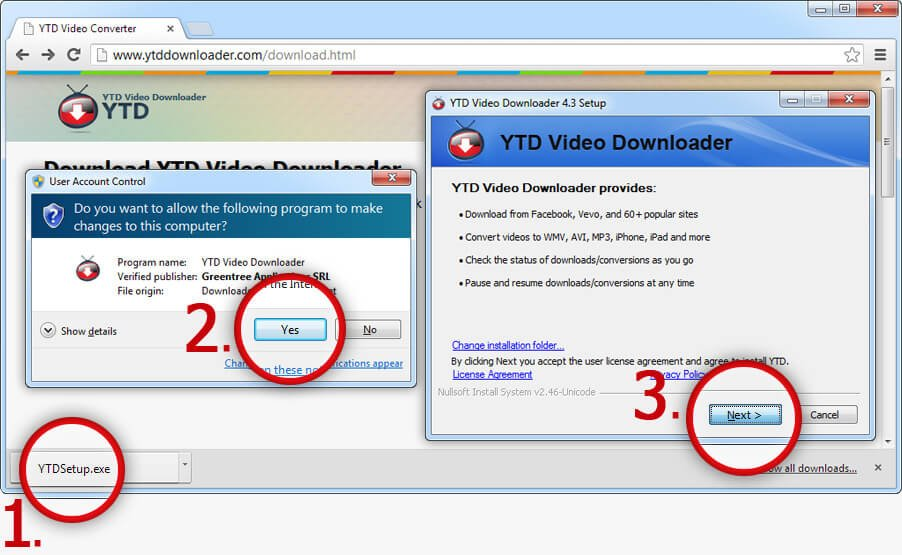 YTD Video Downloader Keygen