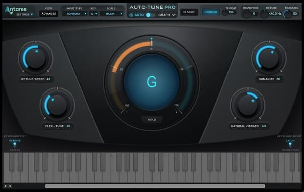Antares AutoTune Pro 9.1.1 With License Key