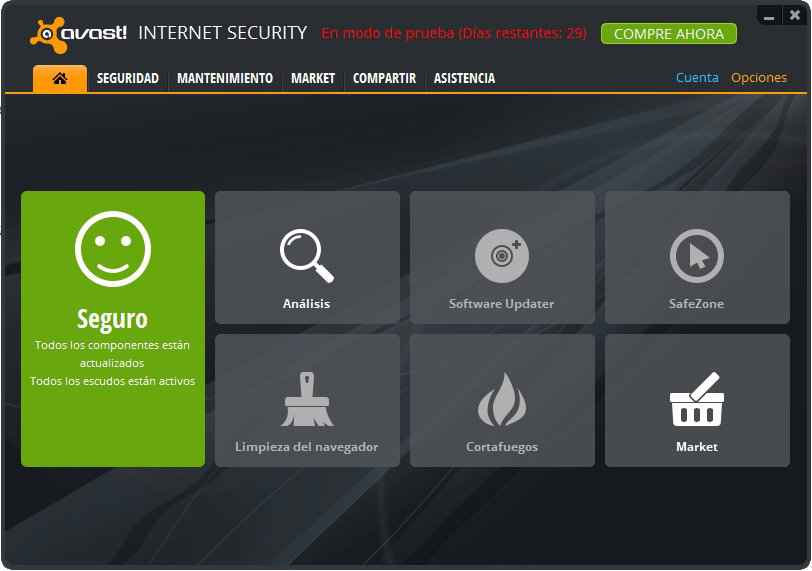 Avast Internet Security Activation code till 2020