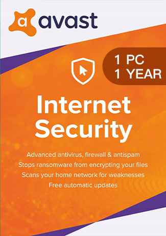 Avast Internet Security Key