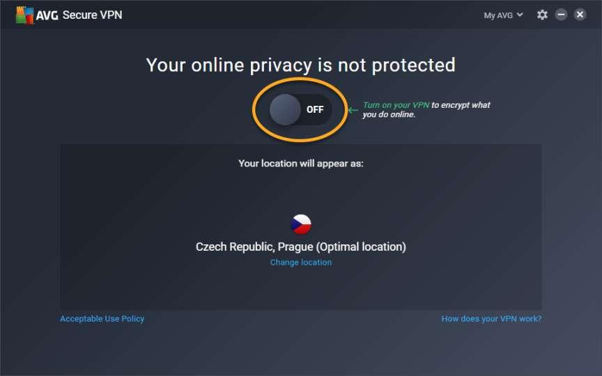 AVG Secure VPN Serial Key Free Download