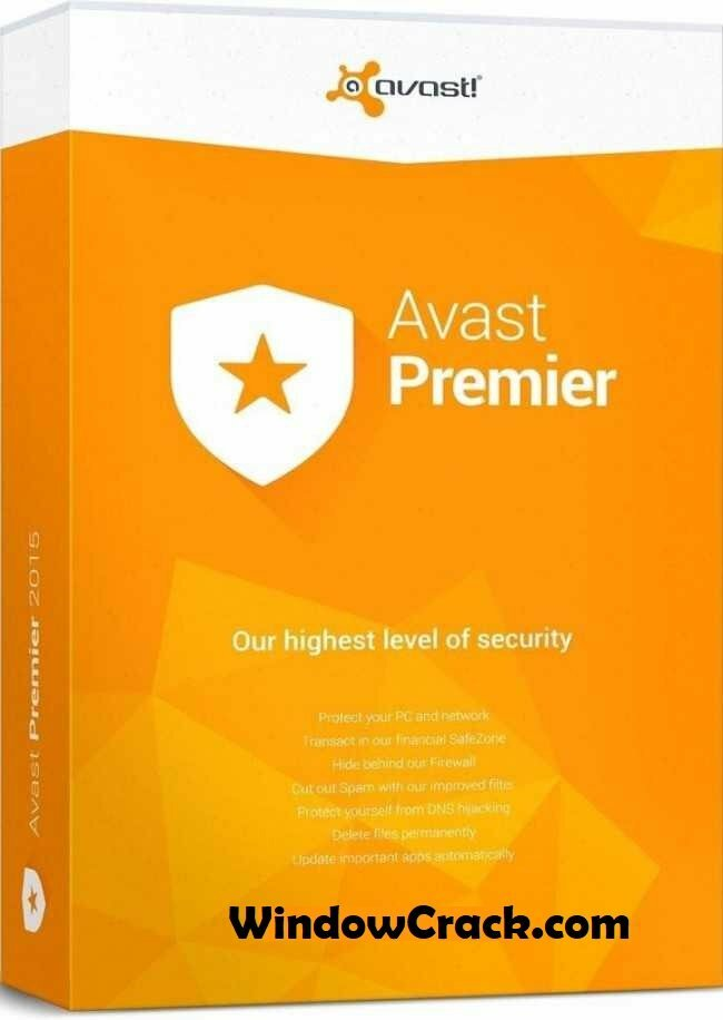 Avast Premier License Key + Activation Code Work Till 2050 ...