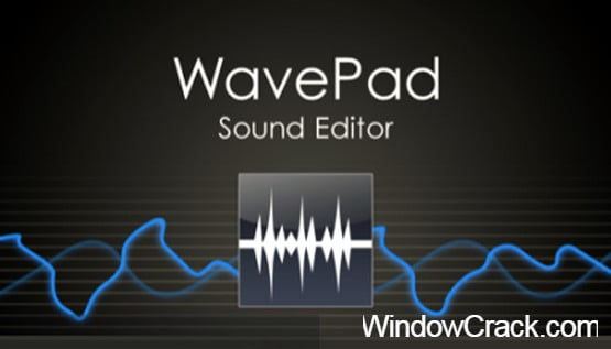 WavePad sound editor 11.17 Serial key