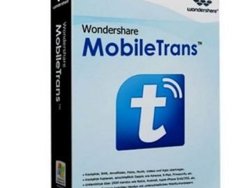Wondershare MobileTrans Crack 8.1.0