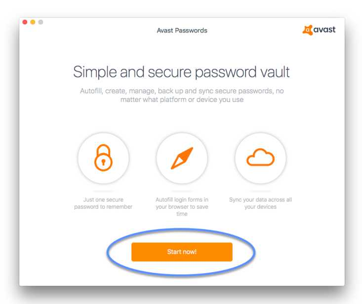 avast Password activation code free