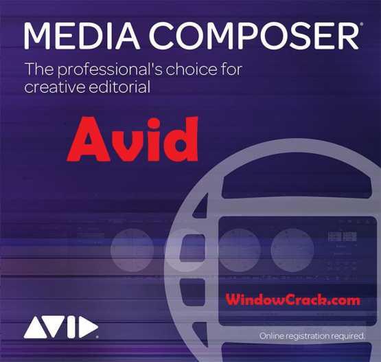 avid media composer free download with crack