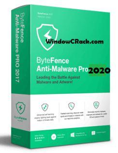 ByteFence 5.4.1.20 Crack + License Key Torrent Download 2020