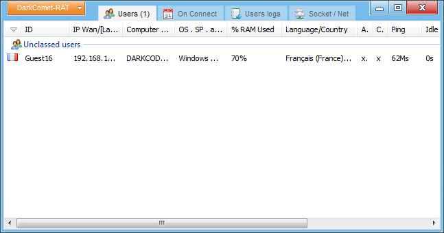 DarkComet RAT Legacy 5.4.1 Download Free [Latest 2021]