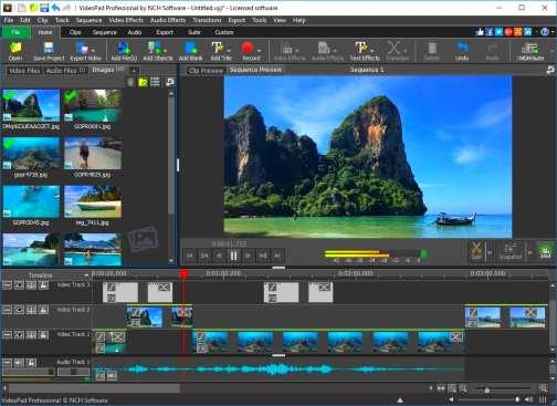 videopad video editor serial key