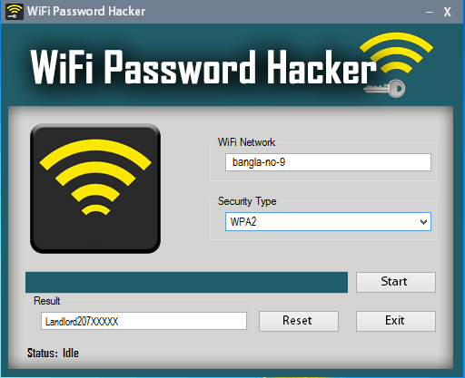 wifi password hacker registration key
