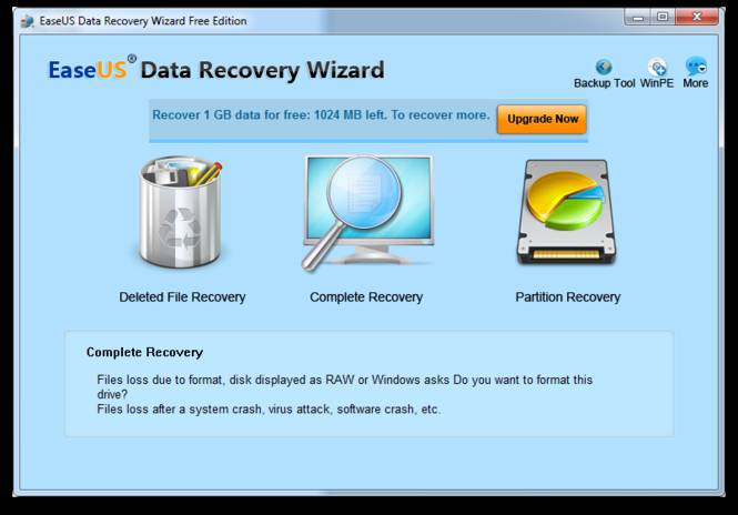 easeus data recovery crack Free