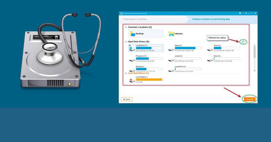 easeus data recovery serial key