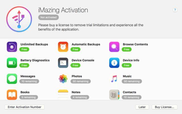 imazing activation code