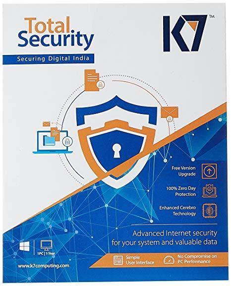 k7 total security lifetime activation key