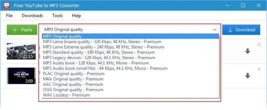 youtube to mp3 converter premium cracked