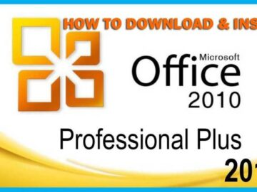 microsoft office 2010 crack Full