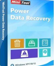 minitool power data recovery crack