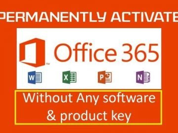 office 365 crack activation