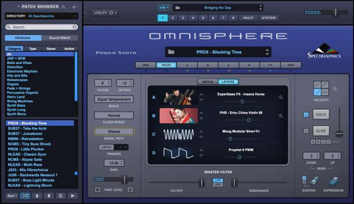 omnisphere serial number