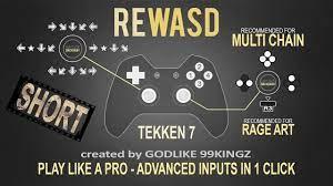 rewasd key